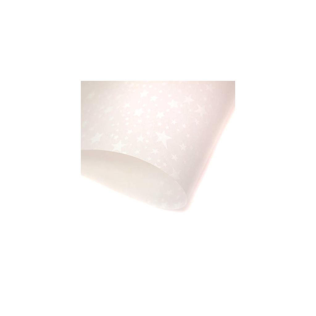 pol pl Papier transparentny w gwiazdki bialy 37019 1