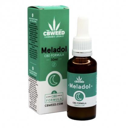 Meladol - podporuje usínání a kvalitní spánek