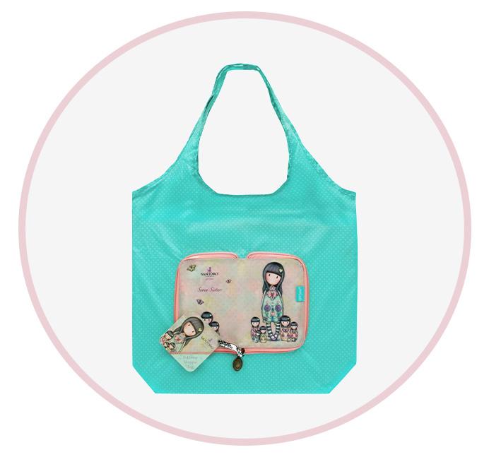 Skládací nákupní tašky