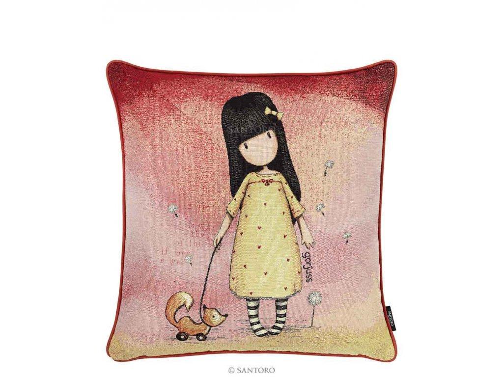 Cushion THE PRETEND FRIEND 1