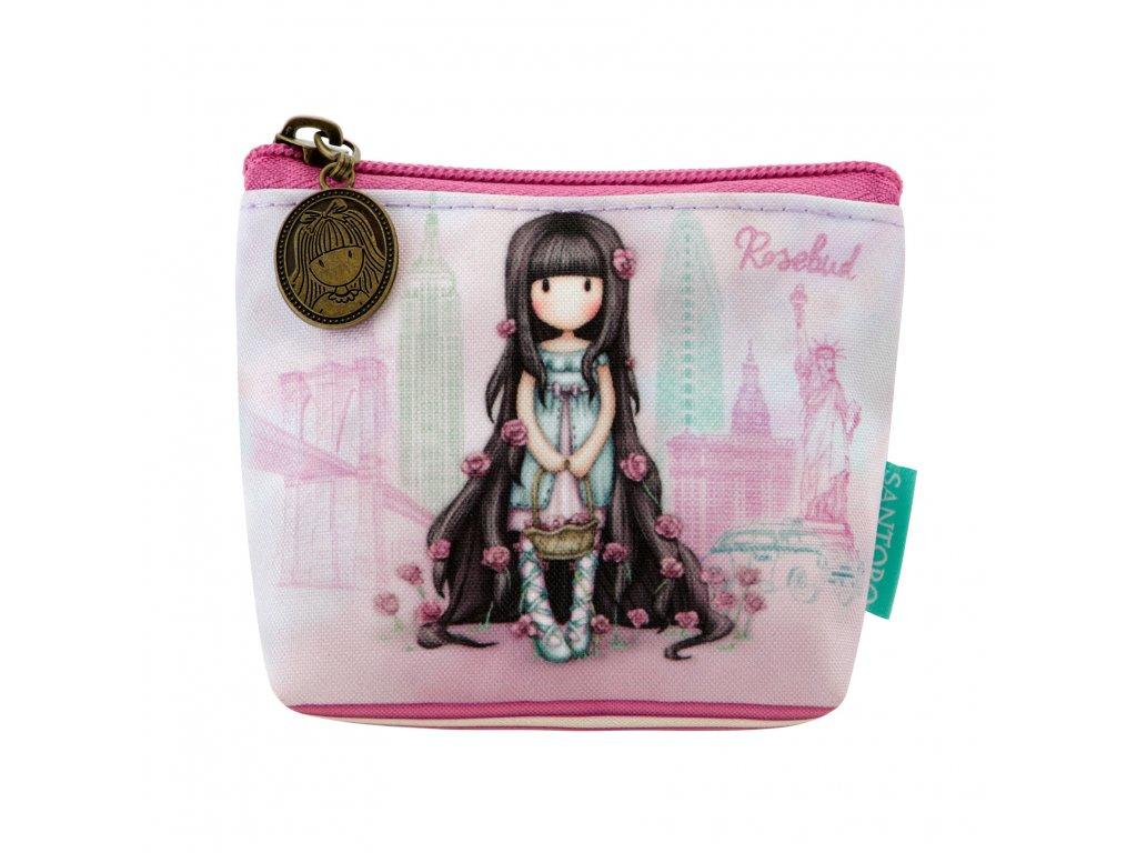 Gorjuss - Peněženka na drobné - Rosie - Lovely Little Shop 59817ab649