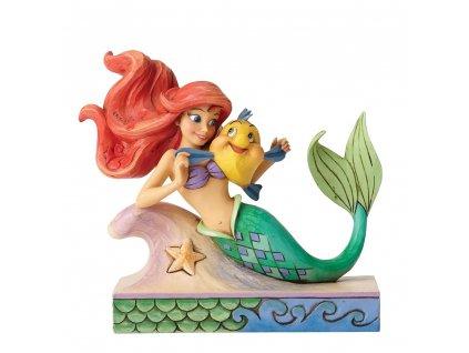Disney Traditions - Fun and Friends (Ariel & Šupinka)