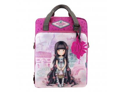 796GJ01 Gorjuss Cityscape Backpack Shoulder Bag RB 1 WR