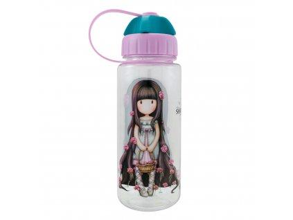 818GJ02 Gorjuss Citscape Plastic Water Bottle RB 1 WR