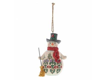 Winter Wonderland Snowman (Ornament)