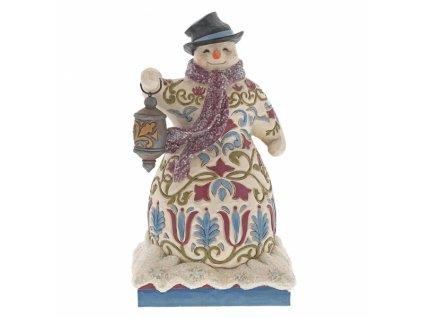 Be The Light (Victorian Snowman)
