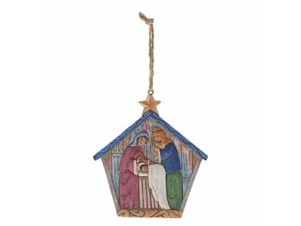 Folklore Holy Family (Ornament)