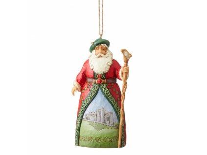 Irish Santa (Ornament)