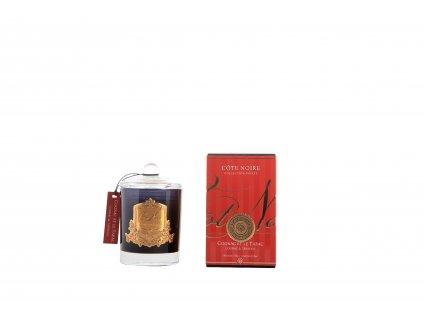 Côte Noire - Cognac & Tabacco