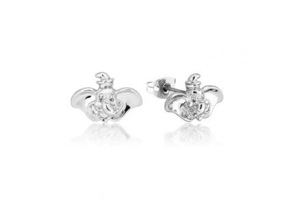Disney Dumbo earrings white gold jewellery jewelry by couture kingdom official DSE472 400x