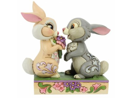 Disney Traditions - Bunny Bouquet (Thumper and Blssom)