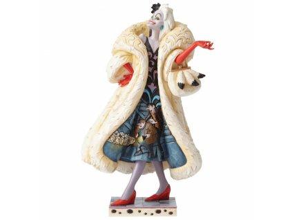 Disney Traditions - Devilish Dognapper (Cruella De Vil)