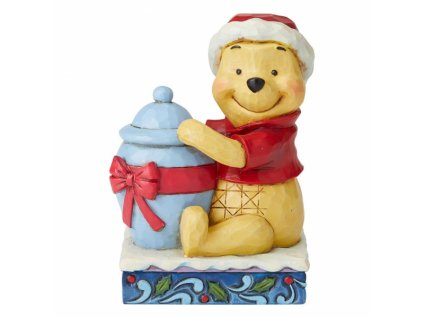 Disney Traditions - Holiday Hunny (Winnie the Pooh)