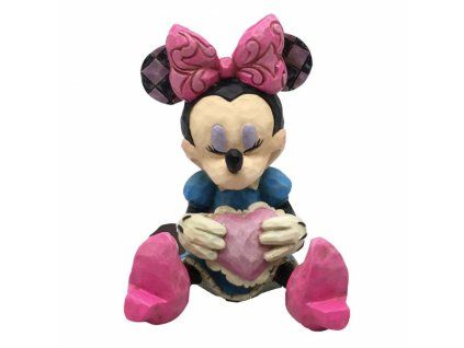 Disney Traditions - Minnie Mouse with Heart