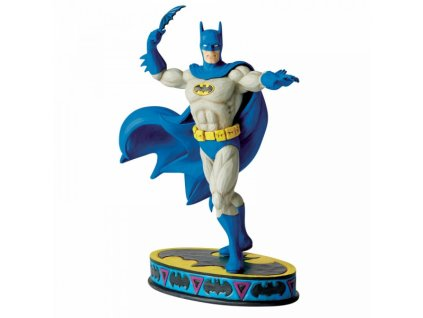 DC Comics - Dark Knight Detective (Batman Silver Age Figurine)
