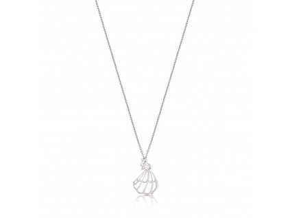 Belle Outline Necklace DSC003