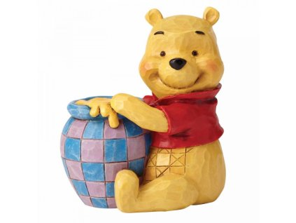 Disney Traditions - Winnie the Pooh with Honey Pot