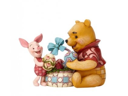 Disney Traditions - Spring Surprice (Pooh & Piglet)