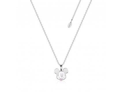 SPN002 Disney Mickey Mouse Enamel Stainless Steel Necklace 1000x1000