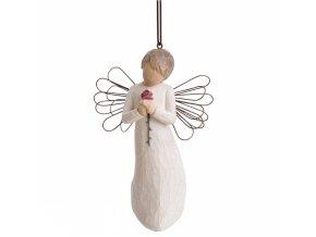 Willow Tree - Loving Angel Ornament