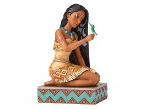 Free and Fierce (Pocahontas & Flit)