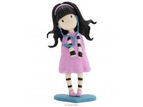 Y90114 Gorjuss Figurine Little Song 1