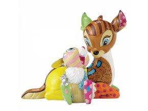 Disney by BRITTO - Bambi & Thumper