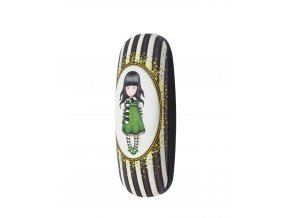 344GJ23 Gorjuss Classic Stripes Glasses Case The Scarf 2 WR