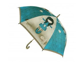 76 0004 10FB Gorjuss Long Lady Umbrella IFMFIAB Open WR