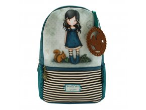 692GJ02 Gorjuss Vacation Small Rucksack YBML Front WR
