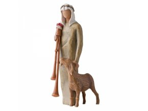 Willow Tree - Zampognaro (Shepherd with bagpipe)