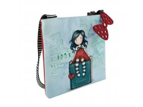 386GJ13 Gorjuss Cityscape Small Shoulder Bag MS 2 WR