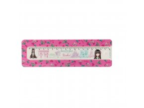 800GJ02 Gorjuss Cityscape Pencil Box RB 1 WR