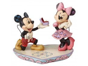 Disney Traditions - A Magical Moment (Mickey Proposing to Minnie Mouse)