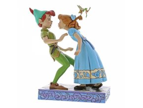 Disney Traditions - An Unexpected Kiss (Peter & Wendy 65th Anniversary Piece)