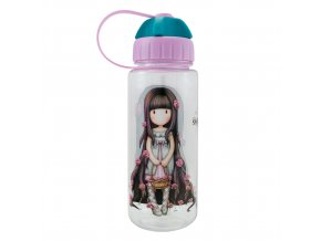 818GJ02 Gorjuss Citscape Plastic Water Bottle RB 1 WR