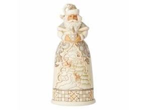 Christmas In The Countryside (White Woodland Santa)