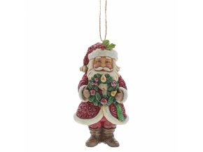 Winter Wonderland Santa (Ornament)