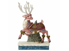 Aventure Bound (Victorian Standing Reindeer)