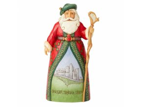 Celtic Christmas Greetings (Irish Santa)