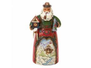 Frohe Weihnachten (German Santa)