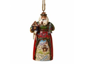 German Santa (Ornament)