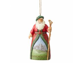 Irish Santa (Ornament)