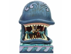 Disney Traditions - A Whale of a Whale (Monstro with Geppetto and Pinocchio)