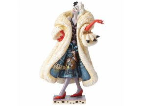 Disney Traditions - Devilish Dognapper (Cruella De Vil)