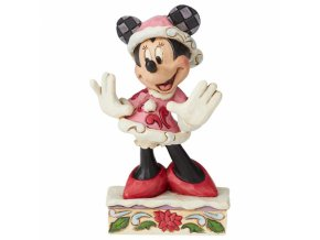 Disney Traditions - Festive Fashionista (Minnie Mouse)