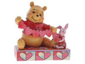 Disney Traditions - Handmade Valentines (Pooh & Piglet