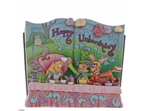 Disney Traditions - Happy Unbirthday (Storybook Alice in Wonderland Tea Party)