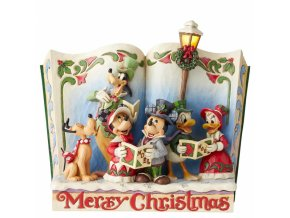 Disney Traditions - Merry Christmas (Christmas Carol Storybook)