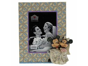 Disney Traditions - Mickey & Minnie Mouse Wedding Frame
